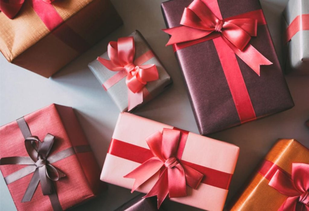 The Language of Presents