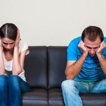 Konflikti u vezi ili braku