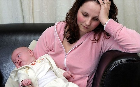 Usamljenost kod majki novorođenčeta