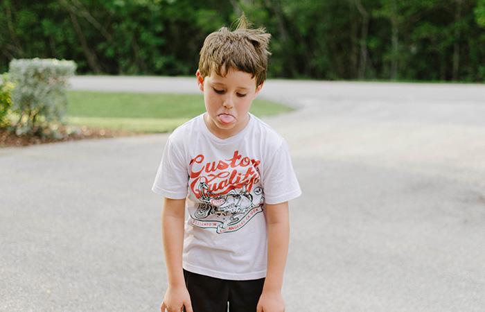 Poremećaj ponašanja kod dece