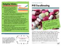 Pill Swallowing Brochure