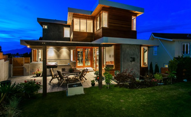 Goodie 3608 Quesnel Drive Modern Vancouver Houses