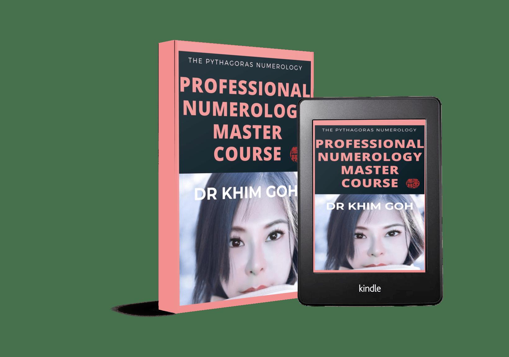 transparent Professional Master course