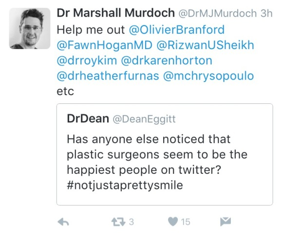 Why Plastic Surgeons Seem to be the Happiest People on Twitter - Photo