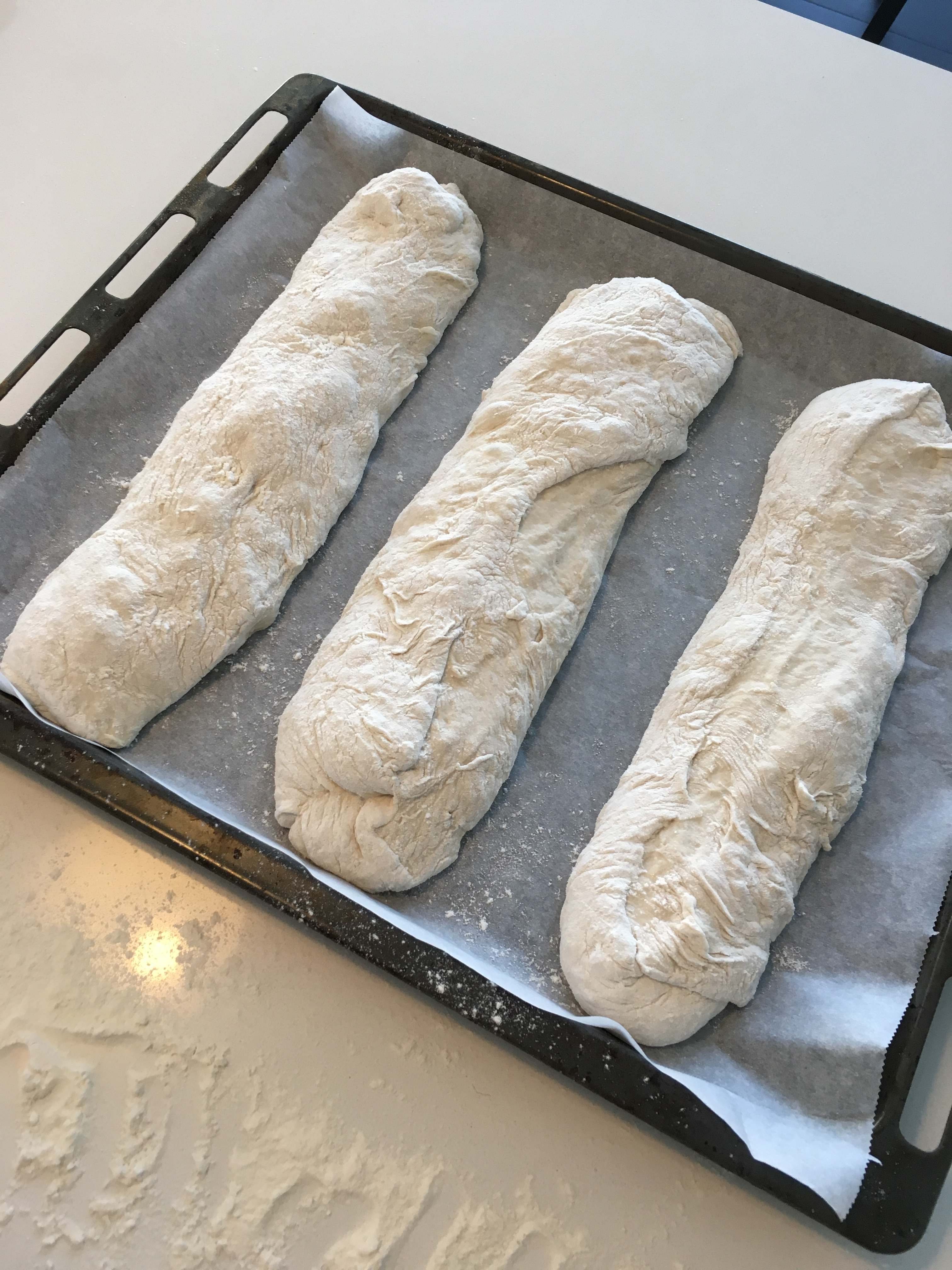 Ciabattabrød ciabatta bread recipe italienske brød great best how to make
