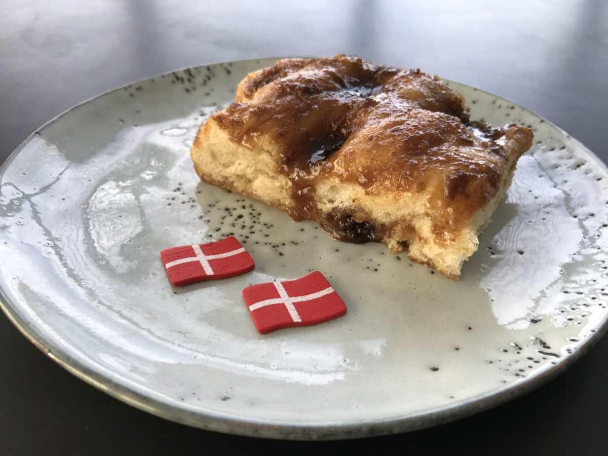 Brunsviger - fynsk brunsviger med den bløde bund (bagerens hemmelighed)