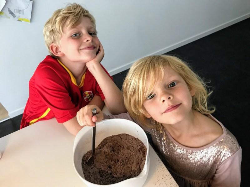 chokolade cookies chocolate chip cookies småkager god opskrift