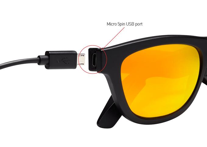 zungle panther headphones sunglasses solbriller øretelefoner, hørebøffter høre telefoner virker de anmeldelse test af konduktion knogleledning