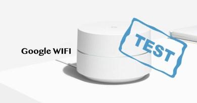 Test: Google WIFI – få godt signal i hele huset…