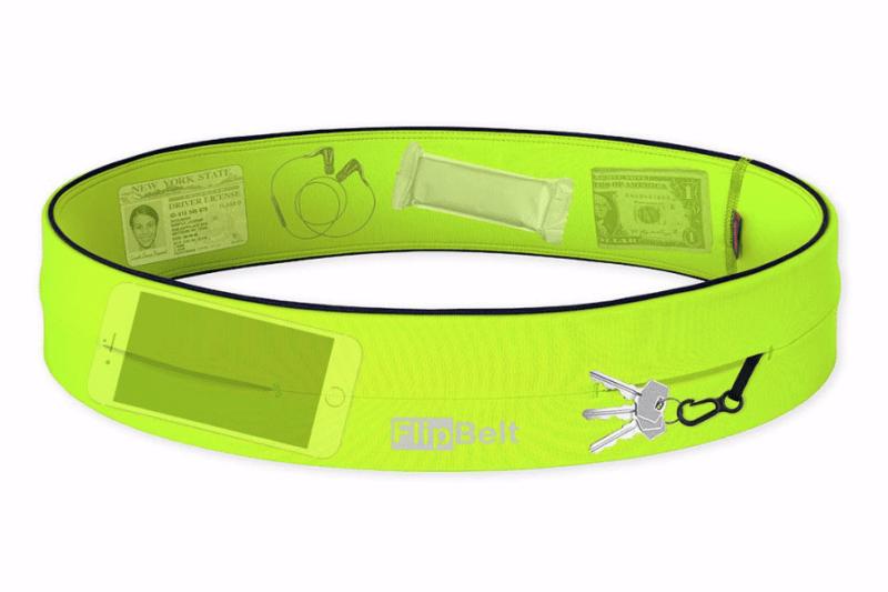 test af flipbelt classic bedste løbebælte armbånd til løb flip belt bælte fitness crossfit cykling telefonholder arm test af anmeldelse af løbe bælte