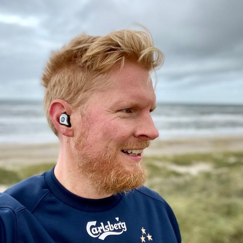 test af wavell one anmeldelse af erfaring med trådløst headset til sport sportsheadset godt