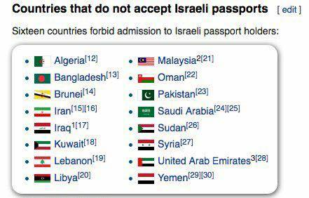 liste-der-israel-einreise-blockier-staaten