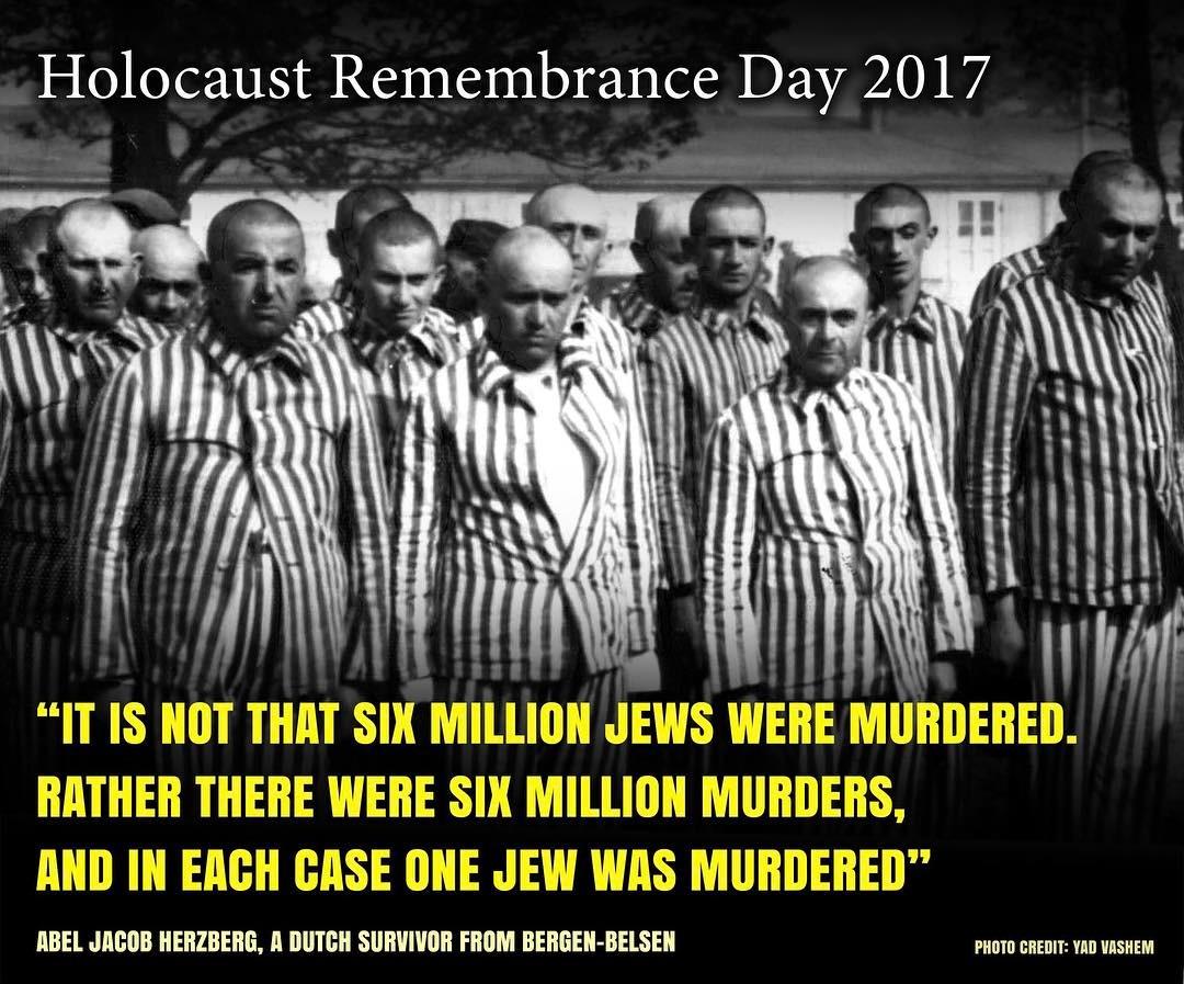 six million murders