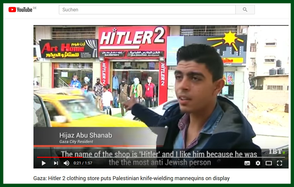Hitler 2 in Gaza