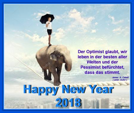 optimist new year 2018
