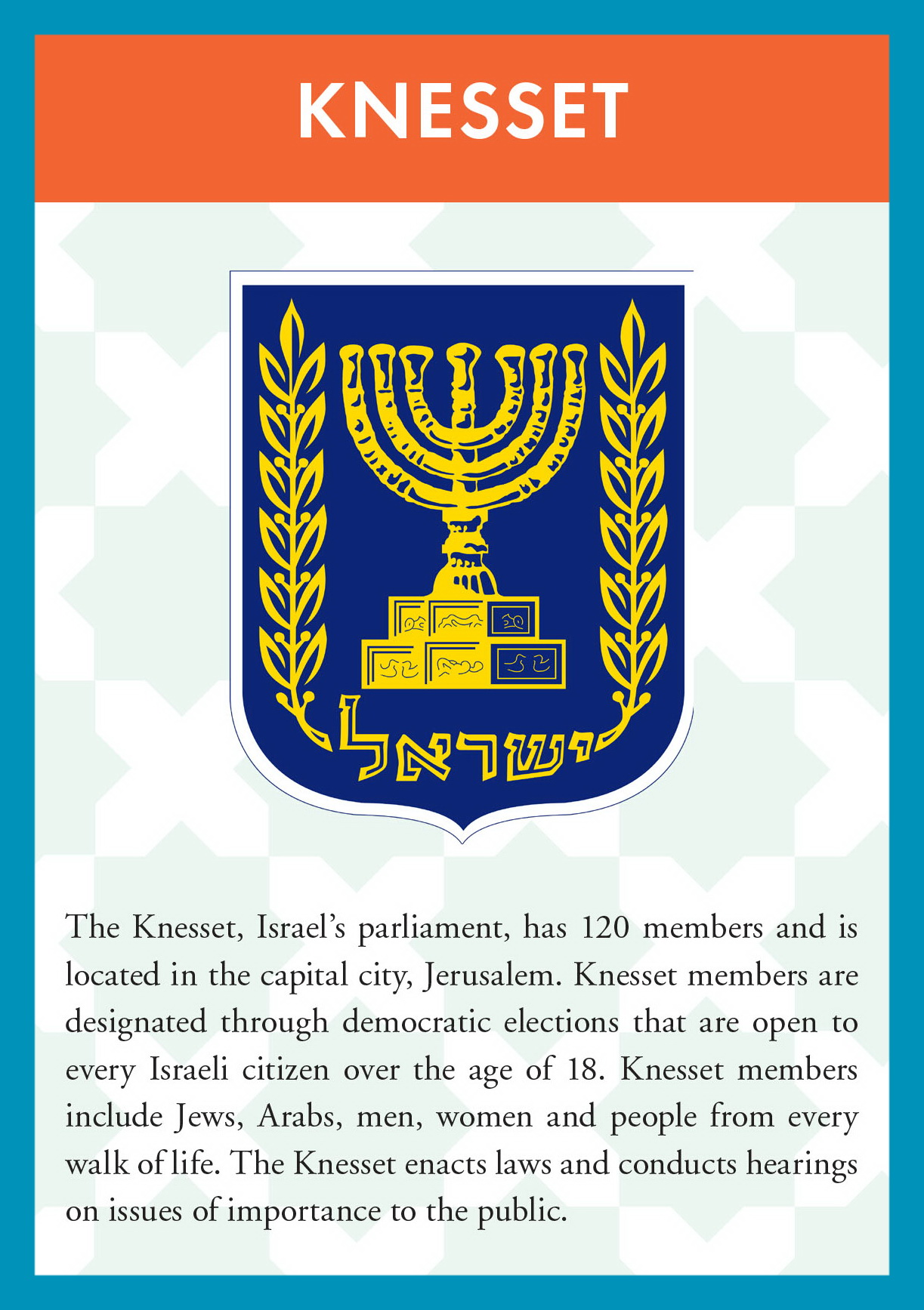12-symbol-KNESSET-content cards