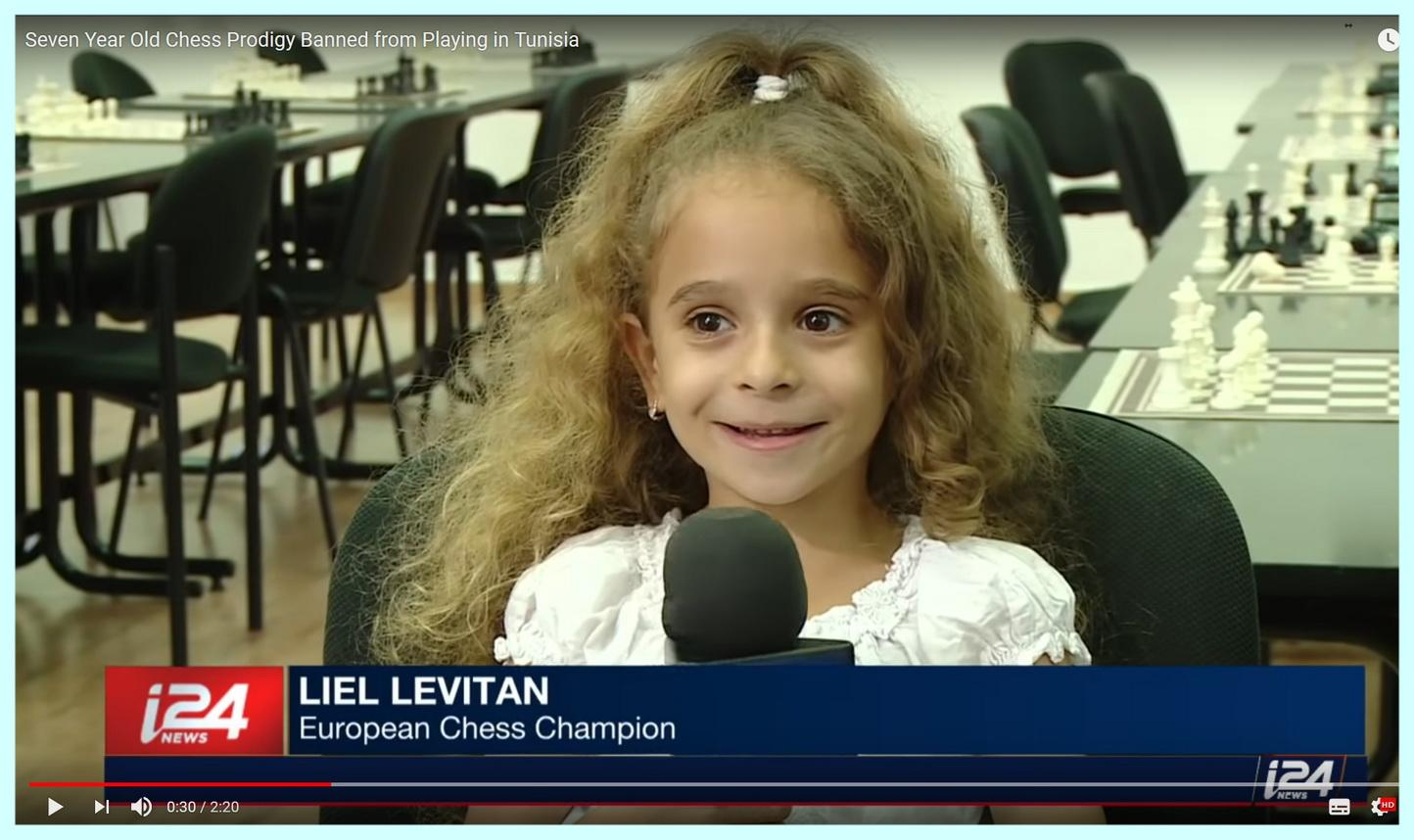 liel levitan schach nicht erlaubt