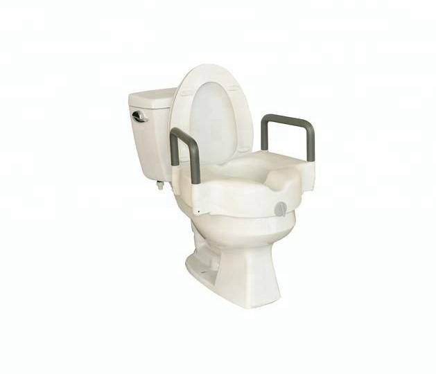 مقعد لتعلية المرحاض