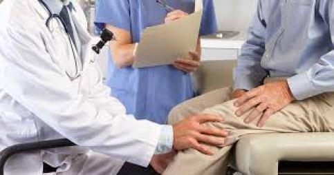 العلاج الطبيعي لاستبدال الركبة