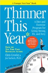 Book cover image for Thinner This Year
