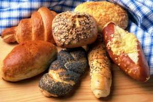 varieties of bread
