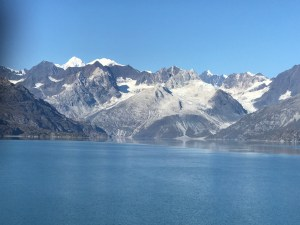 majestic glacier