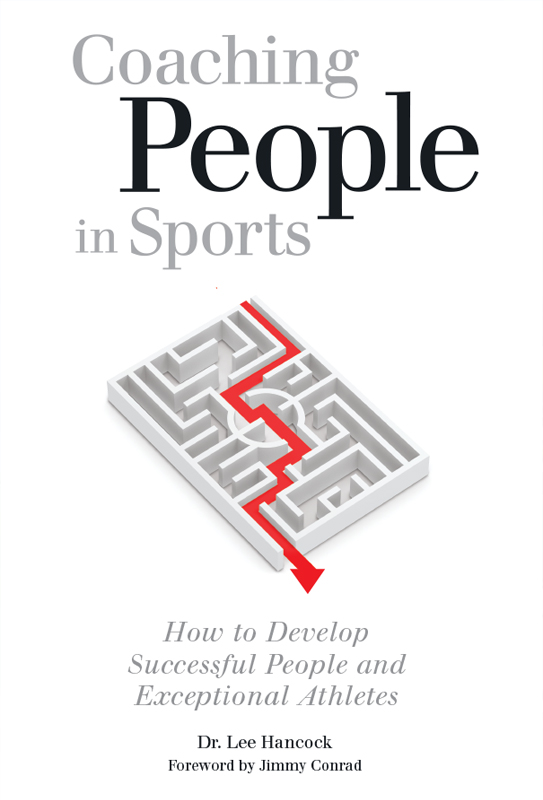 Coaching People in Sports