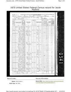 1870 Jacob Mullenax