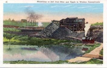 Bituminous Coal Mine