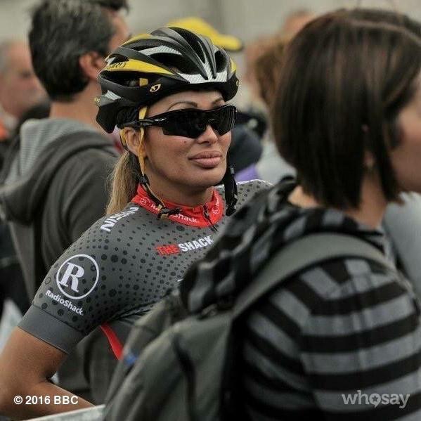 Lisa Christiansen: Tour De France, Paris