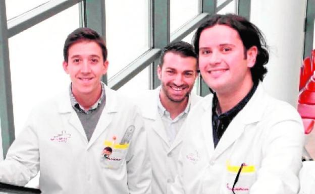 Foto Dr. López - Arrixaca