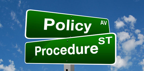 It's Time To Change Your Personal Policies And Procedures