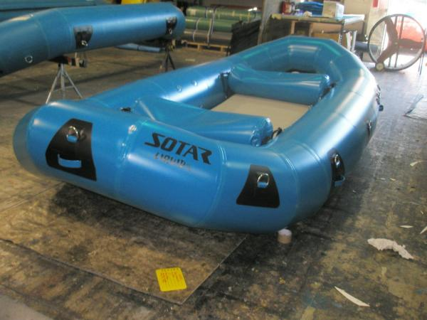 Raft Sotar Sl Review - Year of Clean Water