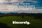 "3 Vital Reasons To Say ""I'm Sorry"": The 2nd Simple Way to Improve Your Marriage"
