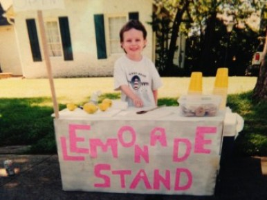 Lemonade stand then.