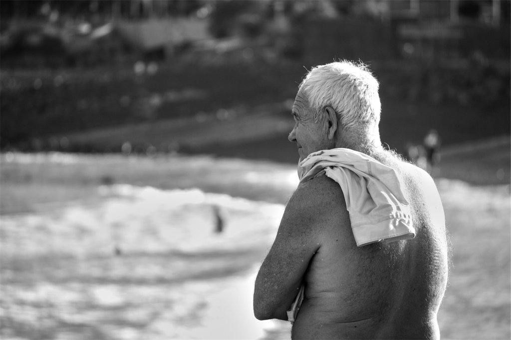 Finding The Courage To Confront The Apathy Of Aging: Five Ideas