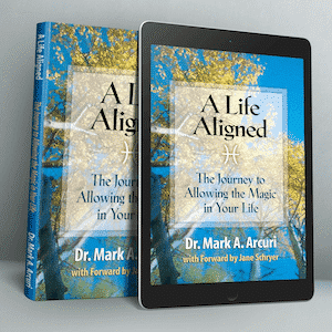 A Life Aligned softcover and e-book
