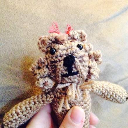 Cowardly Lion Curl4