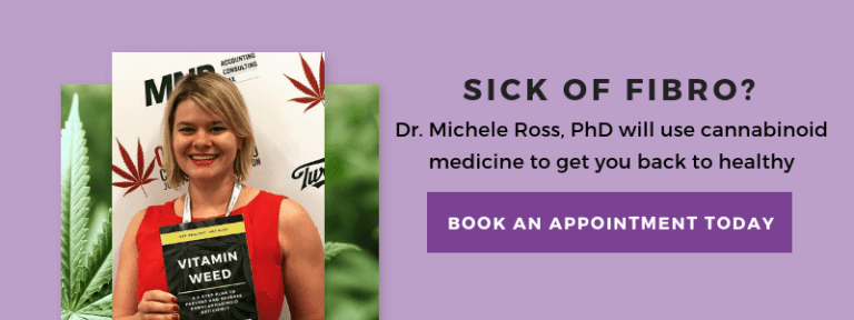 Cannabis Coaching Sessions With Dr. Michele Ross CEO of Infused Health