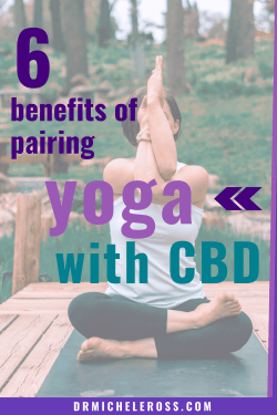 cbd oil helps you relax more in yoga poses