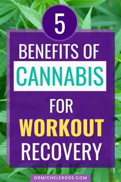 marijuana improves workout recovery