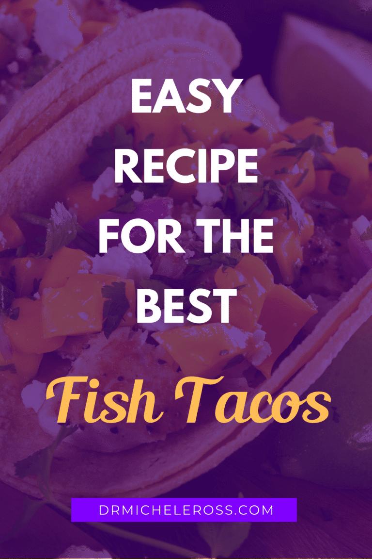 delicious fish tacos to make at home