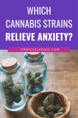 marijuana strains for anxiety cbd