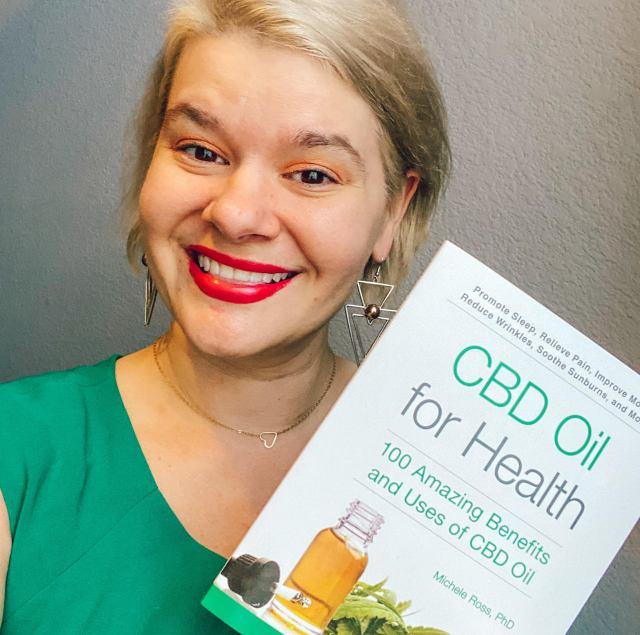 cbd oil for health dr michele ross