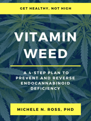 vitamin weed book by dr. michele ross