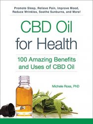 cbd oil for health book by dr. michele ross