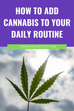 daily cannabis vitamin weed