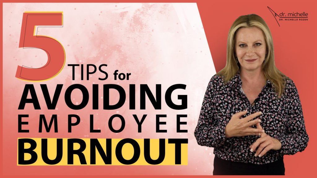 How to Avoid Employee Burnout