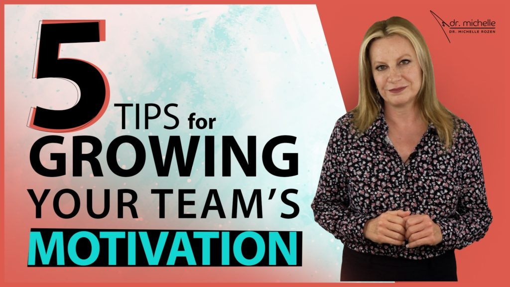 This is How You Grow Your Team's Motivation!