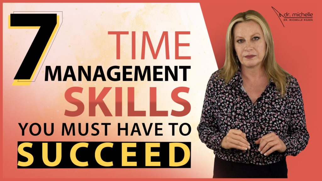 These are the Time Management Skills You Need